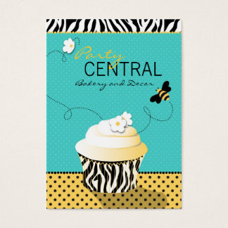 Birthday Bee Business Card B2