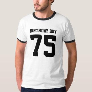 Birthday Boy 75 T-Shirt