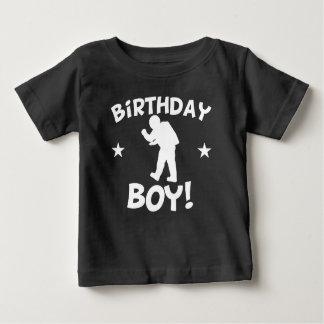 Birthday Boy Astronaut Baby T-Shirt