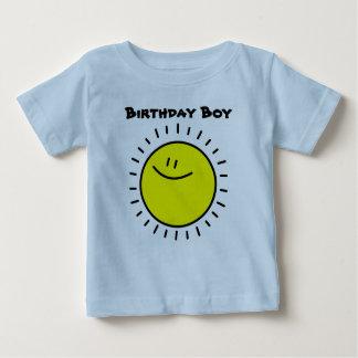 Birthday Boy Baby Tee
