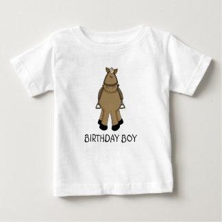 Birthday Boy - Pony Baby T-Shirt