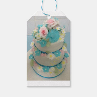 Birthday cake 1 pack of gift tags