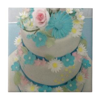 Birthday cake 1 tile