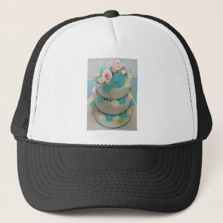 Birthday cake 1 trucker hat