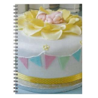_birthday cake 2 notebook
