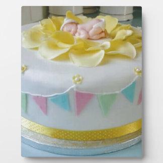 _birthday cake 2 plaque