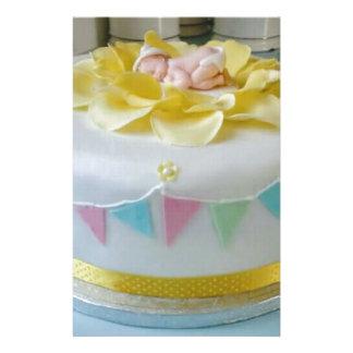 _birthday cake 2 stationery