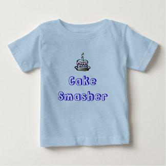 birthday-cake, Cake Smasher Tee Shirt