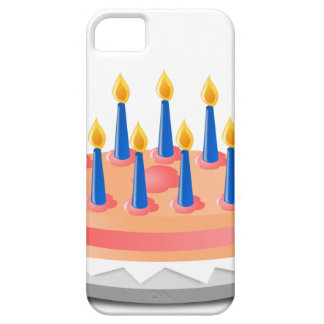 Birthday Cake Case For The iPhone 5
