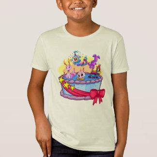 Birthday Cake Group Shot T-Shirt