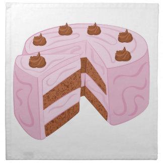 Birthday Cake Napkin