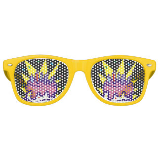 Birthday Cake - Party Time Party Sunglasses