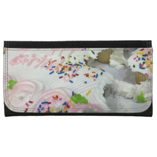 Birthday Cake Sweets Wallet