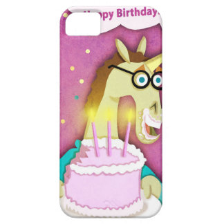 Birthday Cake Unicorn iPhone 5 Covers