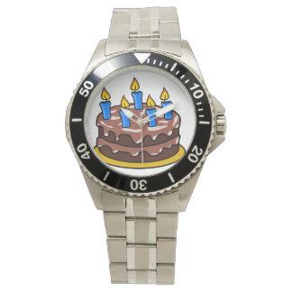 Birthday Cake Watch