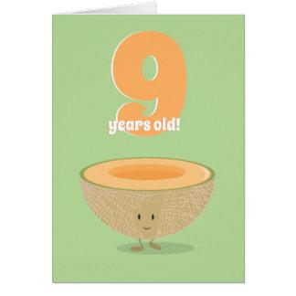Birthday Cantaloupe | Birthday Card