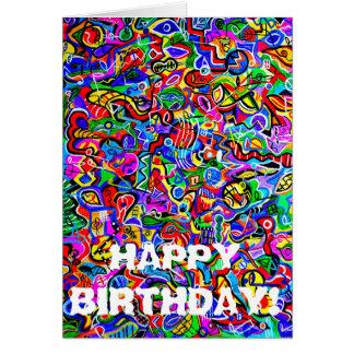 Birthday card 104