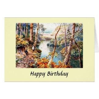Birthday Card - Bournemouth, Dorset
