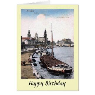 Birthday Card - Dresden, Germany