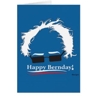 Birthday Card for any Bernie Sanders fan.