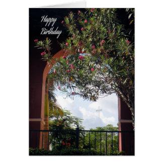 Birthday Card for Parish Priest