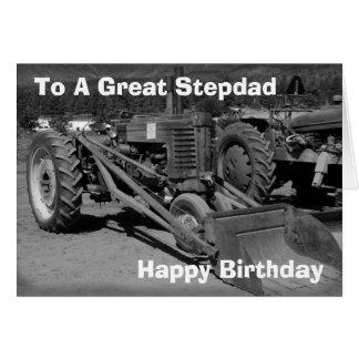 Birthday Card For Stepdad