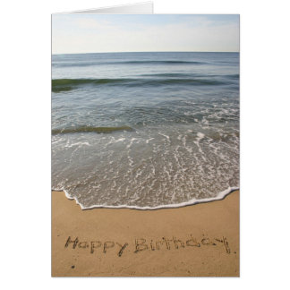 Birthday Card from the Jersey Shore