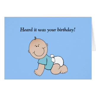 Birthday Card, Over the hill, customize Greeting Card