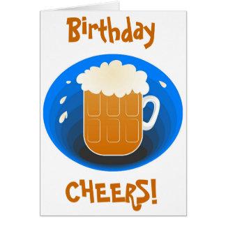 Birthday Cheers! Card