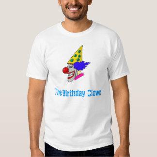 Birthday Clown Tee Shirt