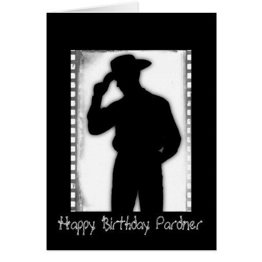 Birthday Cowboy Cards