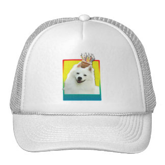 Birthday Cupcake - American Eskimo Hats