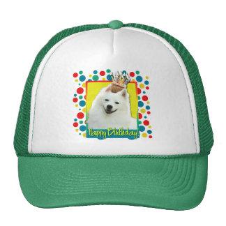 Birthday Cupcake - American Eskimo Trucker Hat