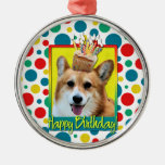 Birthday Cupcake - Corgi - Owen