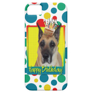 Birthday Cupcake - Great Dane Case For The iPhone 5