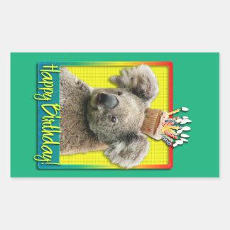 Birthday Cupcake - Koala