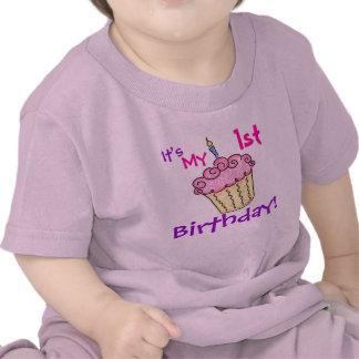 Birthday Cupcake shirt