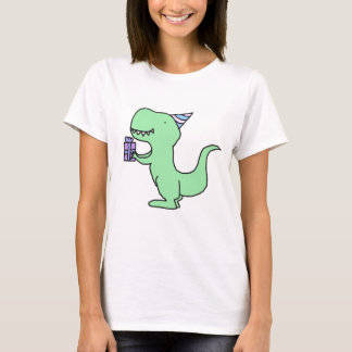 Birthday Dinosaur T-Shirt