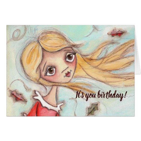 Birthday Dreams - Birthday Card