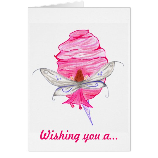 Birthday Fairy card
