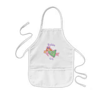 Birthday Fairy Kids Apron