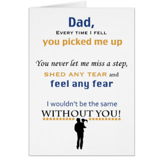 Birthday/Father's day Card For Dad