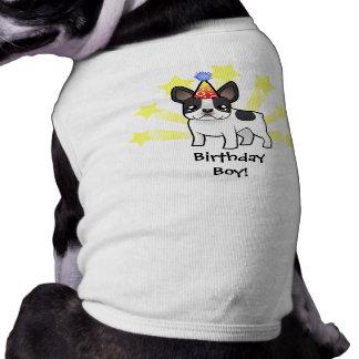 Birthday French Bulldog Dog Clothing