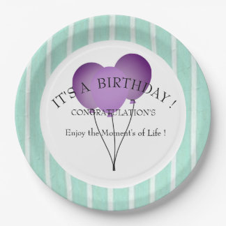 BIRTHDAY-FUN-PRINTS_TEMPLATE-MULTI-USE 9 INCH PAPER PLATE