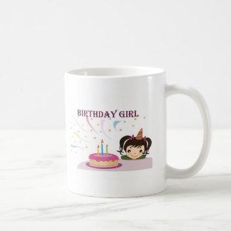 Birthday Girl Classic White Coffee Mug