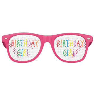 """Birthday Girl"" Party Shades"