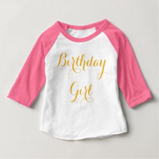 Birthday Girl - shirt-Customize Baby T-Shirt
