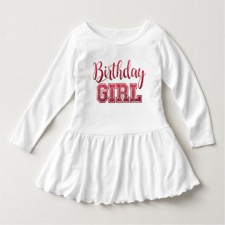 Birthday Girl Text Design Dress
