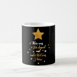 Birthday girls, women mug. Cute Shakespeare quote. Coffee Mug