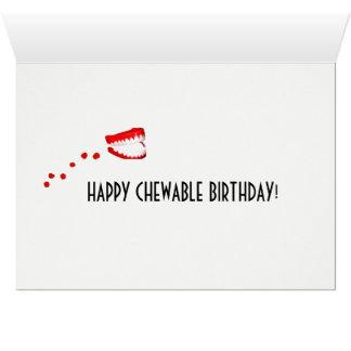 Birthday Greeting Card For Seniors